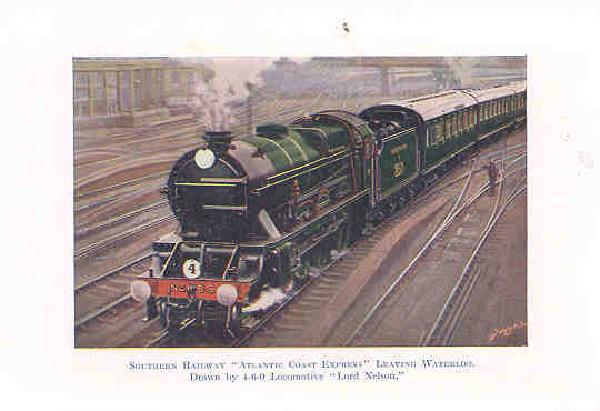 Southern Railway - Atlantic Coast Express