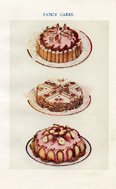 Cooking Print - Cakes (No. 60791201)