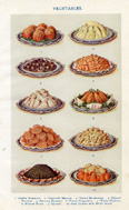 Cooking Print - Vegetables (No. 60791206)