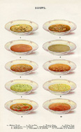 Cooking Print - Soups (No. 60791208)