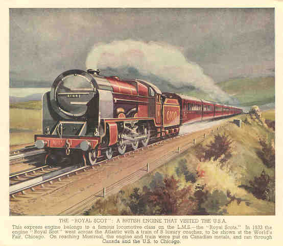 The Royal Scot (LMS)
