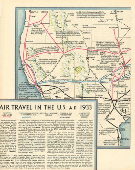 Air Travel in the United States