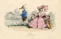 Grandville Prints - Metamorphoses (No. 60990033)