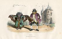 Grandville Prints - Metamorphoses (No. 60990037)
