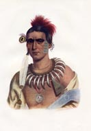 Iowa Indians Print (No. 61060032)