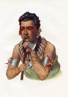Iowa Indians Print (No. 61060034)