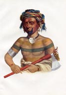 Iowa Indians Print (No. 61060037)