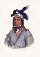 Creek Indians Print (No. 61060049)