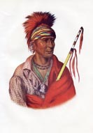 Iowa Indians Print (No. 61060059)