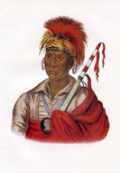 Iowa Indians Print (No. 61060063)