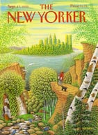 New Yorker Magazine Cover (No. 61180917)