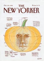 New Yorker Magazine Cover (No. 61181029)
