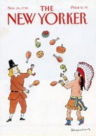 New Yorker Magazine Cover (No. 61181126)