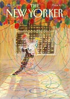 New Yorker Magazine Cover (No. 61181231)