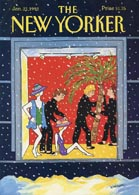 New Yorker Magazine Cover (No. 61190121)