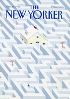 New Yorker Magazine Cover (No. 61190128)