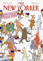 New Yorker Magazine Cover (No. 61190211)