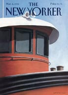 New Yorker Magazine Cover (No. 61190304)