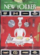 New Yorker Magazine Cover (No. 61190617)