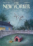 New Yorker Magazine Cover (No. 61191021)