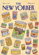New Yorker Magazine Cover (No. 61191202)