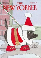 New Yorker Magazine Cover (No. 61191209)