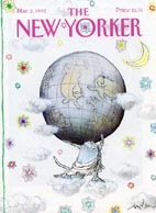 New Yorker Magazine Cover (No. 61200302)