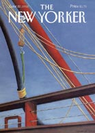 New Yorker Magazine Cover (No. 61200622)
