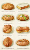 Baking Prints - Macaroons (No. 61210001)