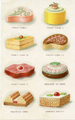 Baking Prints - Fancy Cakes (No. 61210008)