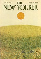 New Yorker Magazine Cover (No. 61280815)