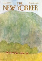 New Yorker Magazine Cover (No. 61280822)