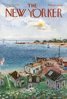 New Yorker Magazine Cover (No. 61280829)