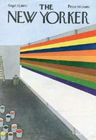 New Yorker Magazine Cover (No. 61280912)