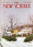 New Yorker Magazine Cover (No. 61281219)