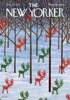 New Yorker Magazine Cover (No. 61281226)