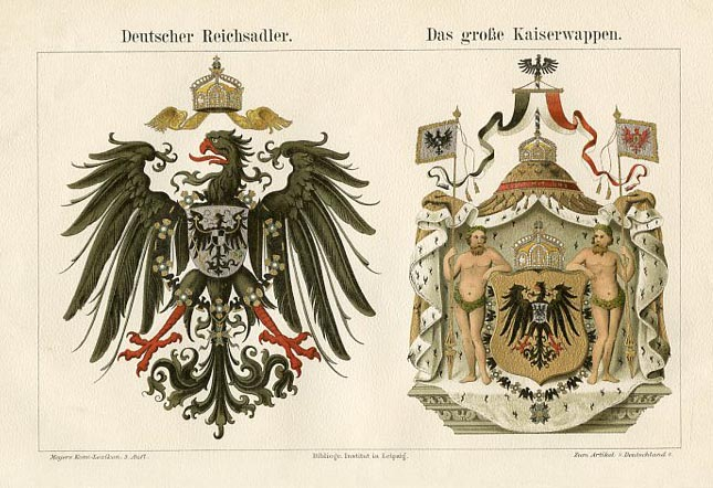 German Imperial Coat of Arms