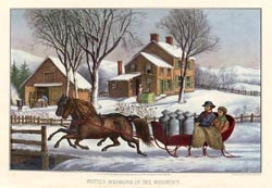 Currier and Ives Print (No. 61336212)
