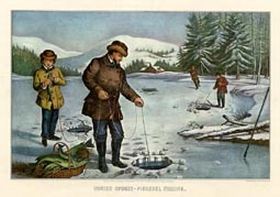 Currier and Ives Print (No. 61336502)