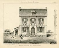 Architecture Prints - Rural House (No. 61370035)