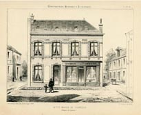 Architecture Prints - Trading House (No. 61370040)