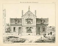 Architecture Prints - Rural House (No. 61370047)