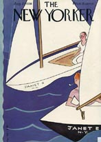 New Yorker Magazine Covers - 1938 No. 69380827)