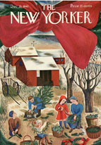 New Yorker Covers - 1941 (No. 69411213)