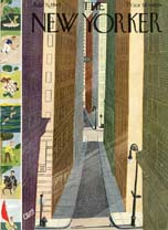 New Yorker Cover - 1947 (No. 69470705)