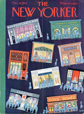New Yorker Covers - 1962 (No. 69621215)