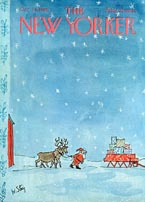 New Yorker Covers - 1966 (No. 69661224)