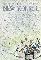 New Yorker Cover - 1967 (No. 69670204)