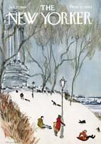 New Yorker Cover - 1968 (No. 69680127)