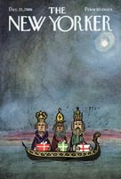 New Yorker Covers - 1968 (No. 69681221)